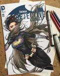Black Bat by ColletteTurner