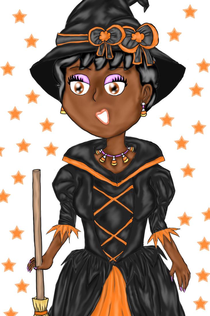 Witch Uhura by princessofvernon
