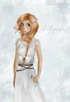 Atlas's Daughter by TheCarmiBug