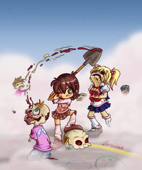 Zombieeeees