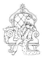 Prince Syaoran by Danime-chan