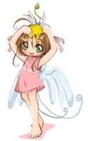 Sakura angel by Danime-chan