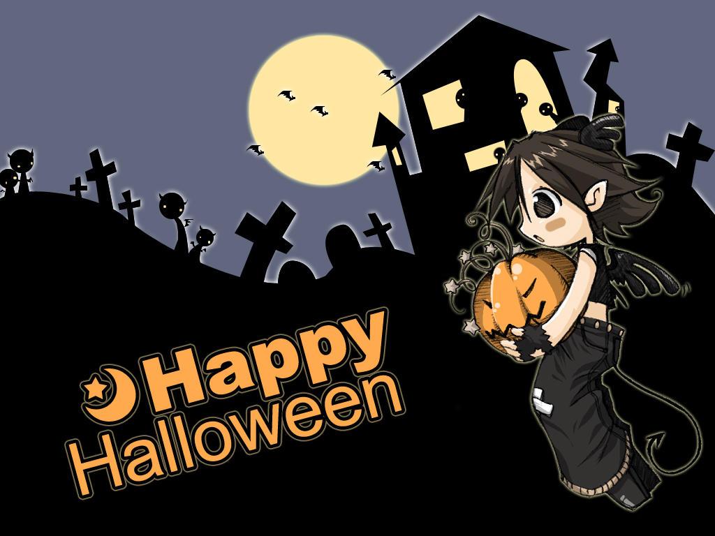 Halloween Wallpaper By Danime Chan ...