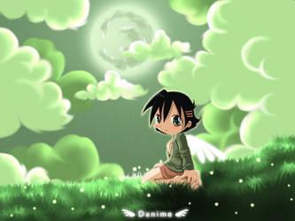 Green land by Danime-chan