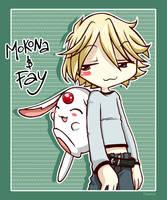 Mokona-Fay by Danime-chan