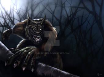 Werewolf by lberry1976