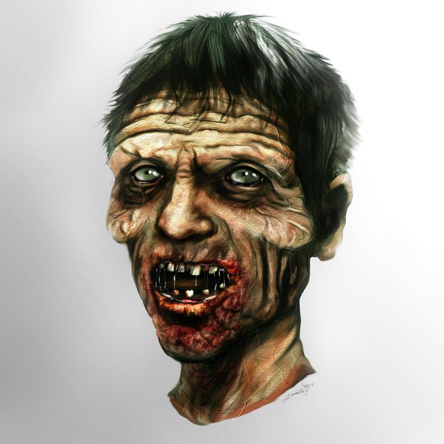 ZombieSketch by lberry1976