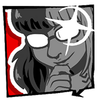 Persona 5 P5 Solo Icon Take Ur Time 2 by SoloAzume