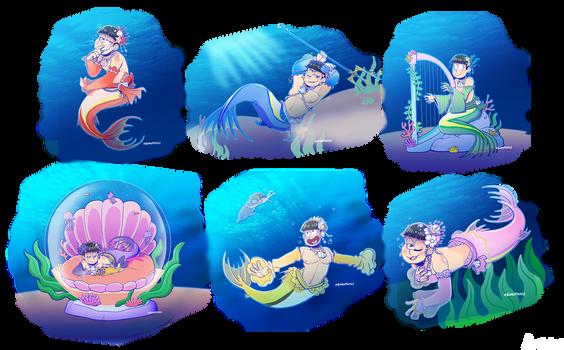 [Ososan] Deep Sea NEETS