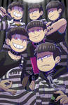 [Ososan] Prisonmatsu Break