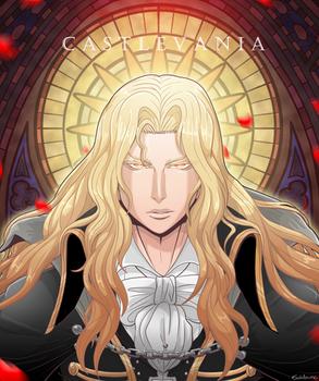 [Castlevania] Alucard