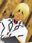 Vampire Knight: Takuma Ichijo Cosplay by nandonagisa