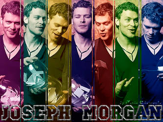 Joseph Morgan by ToriaChernenko