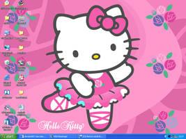 Hello Kitty by berrylaura
