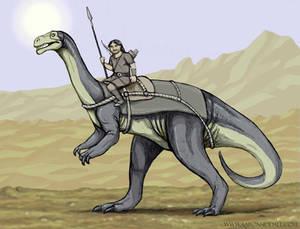 Dino Rider 1
