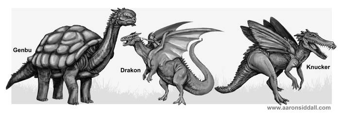 Draconic Selection 1