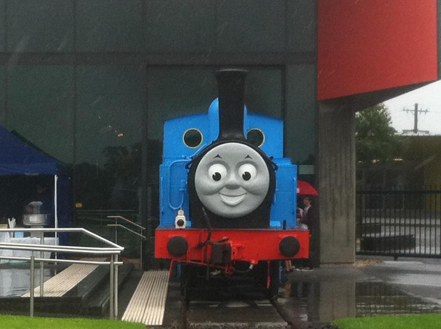 Thomas the tank engine 3 wheel trike
