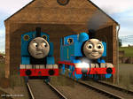 Thomas Meets the Yank Engine