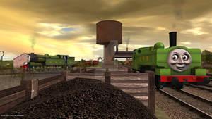 Ryan the Green Engine