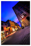 Montreal at Night 71 by Pathethic
