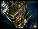Montreal at night 5 by Pathethic