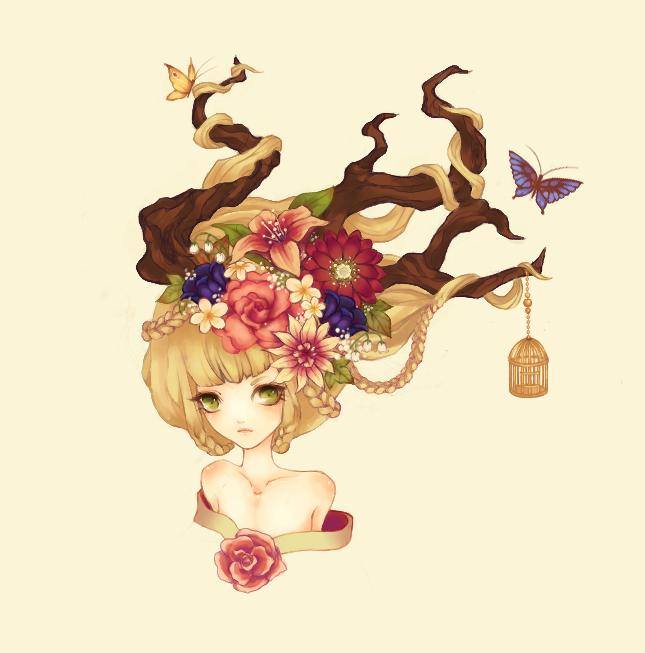 Springette by Kiyorin