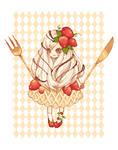 Strawberries and Cream by Kiyorin