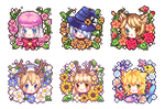 Wreath Icon commissions