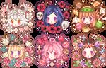 Icon Commission batch 4