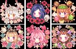 Icon Commission batch 4 by Kiyorin
