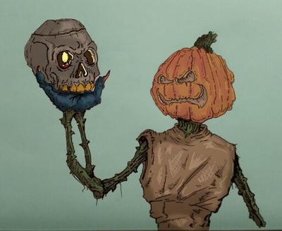 Jack'Os lantern by Doodleif
