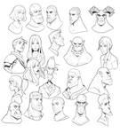 Head Doodles 3