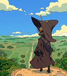 Travelling Wizard