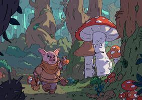 Mushroom Forest2