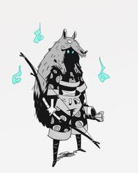 Hunter by Varguy