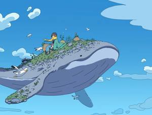 The Skywhale Garden