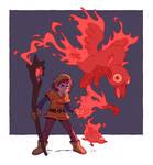 Phoenix Mage