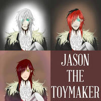 Jason the Toy Maker by Goldenfox87