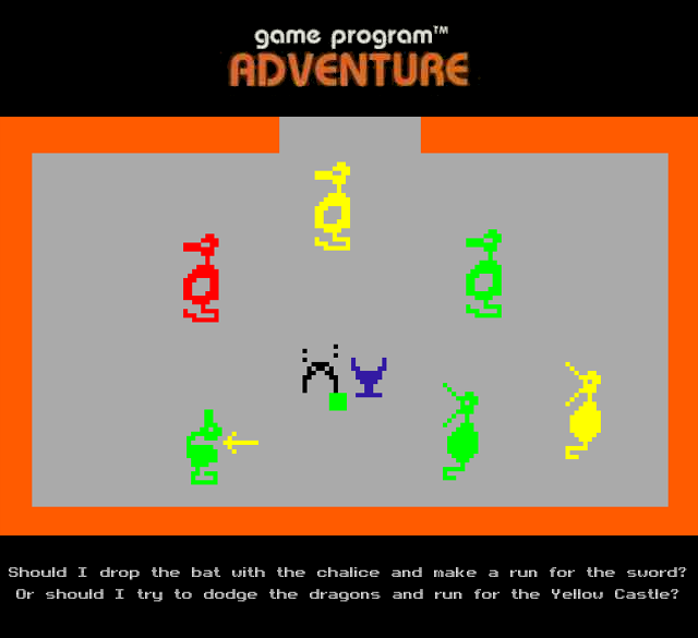 Chat Room Adventure Game