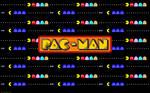Pac-Man Chase Wallpaper