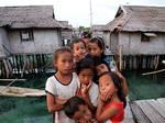 Bajau village by ZephyraMilie