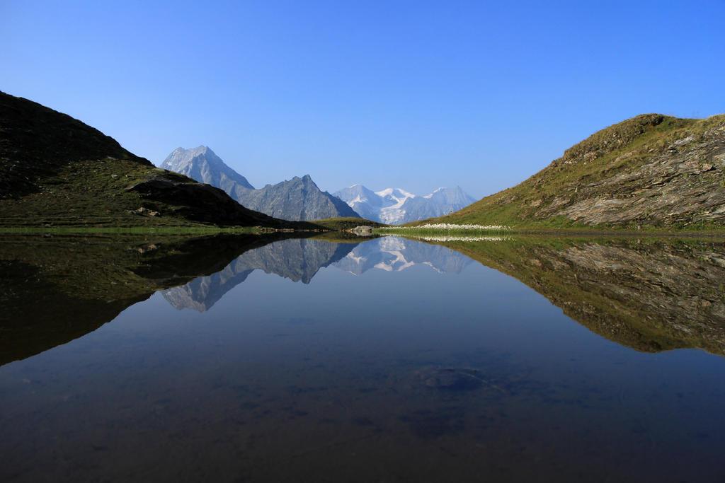 Morning at Tsate Lake by ZephyraMilie