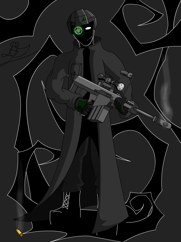 Shadow Sniper by shadowsniper777