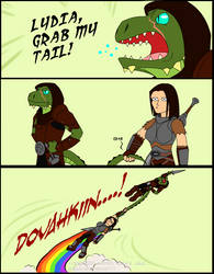 Grab my Skyrim
