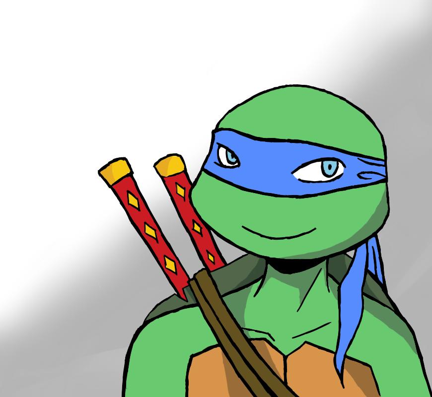 Leonardo by Yazu-Jud
