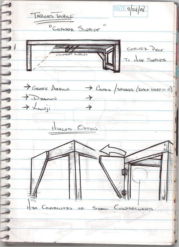 Dj table design 02 by n5omniac on deviantart for Table th 00 02