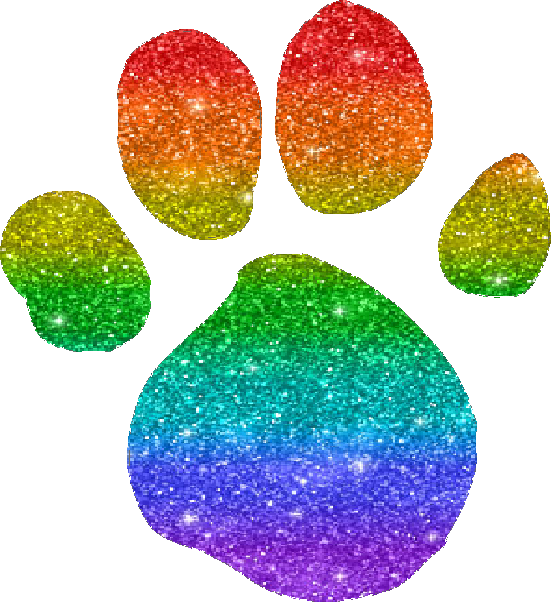 Rainbow Paw Print By Brandontu1998 On Deviantart The resolution of image is 3858x4822 and classified to rainbow heart, rainbow transparent background, rainbow unicorn. rainbow paw print by brandontu1998 on