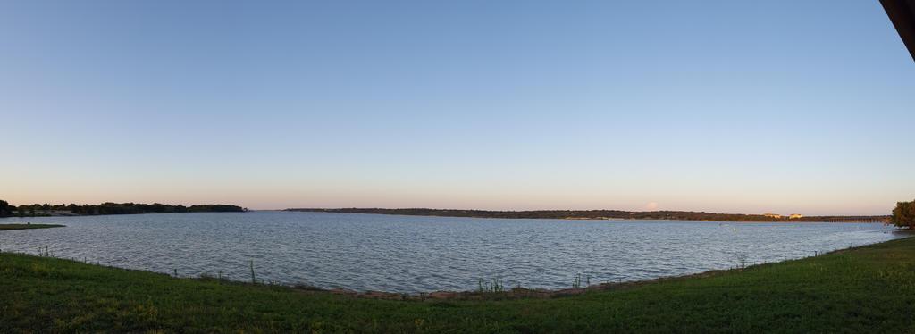Lake at Sunset by FilAm4494