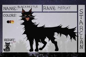 [COTB] Blacknettle NPC by gardenslug