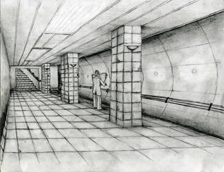 Subway Station by MacGuy101